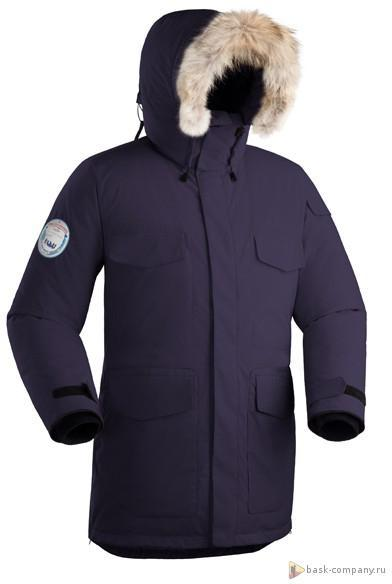 Мужская пуховая куртка-парка Баск TAIMYR Limit Edition, Зимние куртки - арт. 165020333