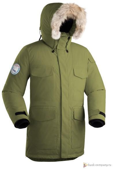 Мужская пуховая куртка-парка Баск TAIMYR Limit Edition, Зимние куртки - арт. 165030333