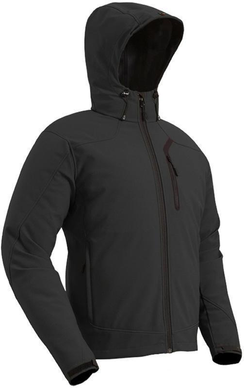 Куртка TORNADO V2 ЧЕРНЫЙ L L, Куртки из Softshell и Windbloc - арт. 163980329