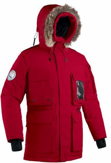 Мужская пуховая куртка парка Баск YAMAL, Зимние куртки - арт. 165120333