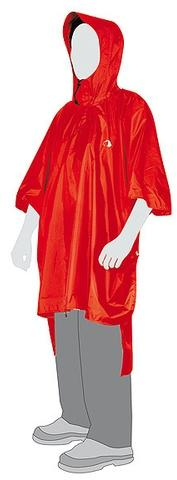 Плащ-накидка Poncho 2 M-L, red, 2800.015, Плащи влагозащитные - арт. 266870332