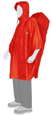 Плащ-накидка на рюкзак CAPE Men XL, red, 2798.015, Чехлы и накидки для рюкзаков - арт. 266840294