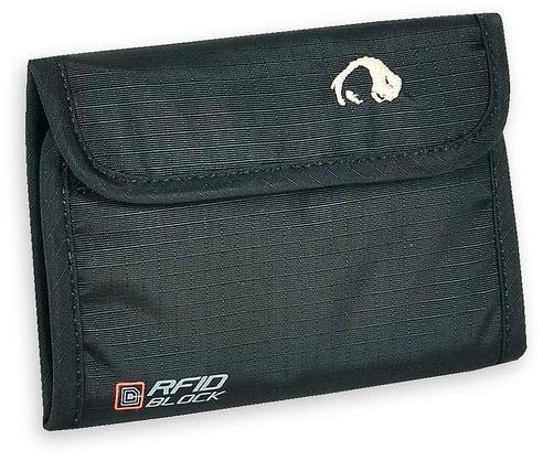 Кошелек с защитой RFID Money Box RFID B, black, 2950.040