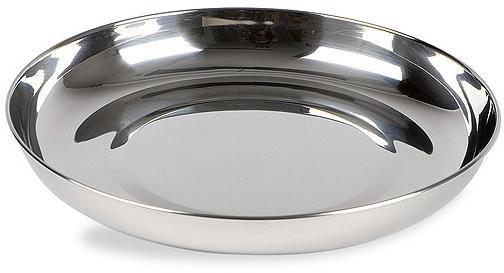 Купить Универсальная тарелка из нержавеющей стали Large Plate, 4030, Tatonka