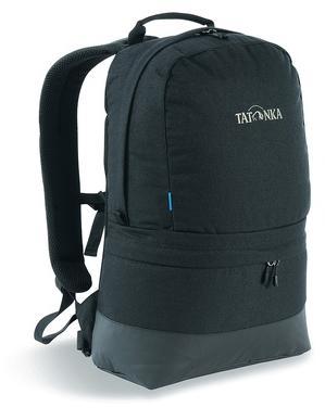 Изящный городской рюкзак Tatonka Hiker Bag 1607.040 black