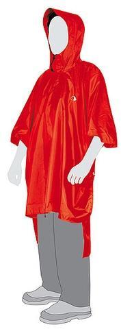 Плащ-накидка Poncho 3 XL-XXL, red, 2801.015, Плащи влагозащитные - арт. 266890332