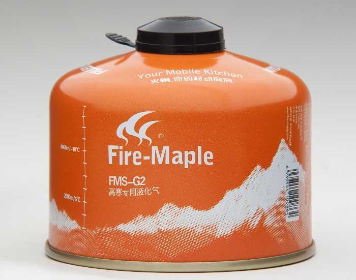 Сменный газовый картридж Fire-Maple FMS-G2