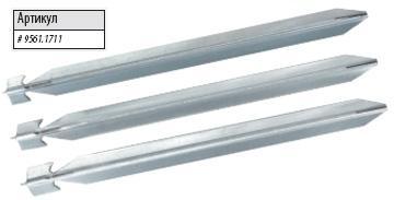 Алюминиевые Y-образные колышки для оттяжек палаток Y-образные колышки для оттяжек палаток ALEXIKA: ALU Pegs Y-shape