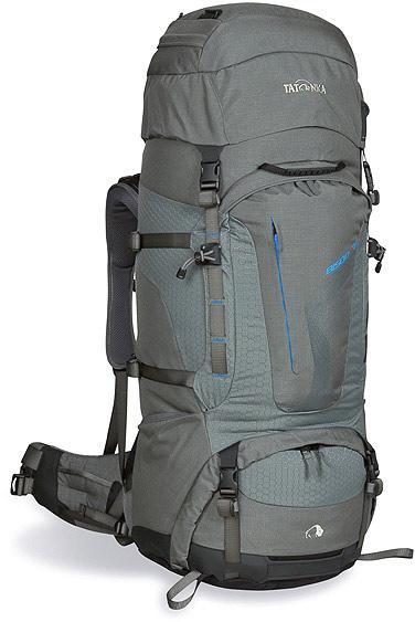 Купить Трекинговый рюкзак для переноски тяжелых грузов Tatonka Bison 75 1427.043 carbon