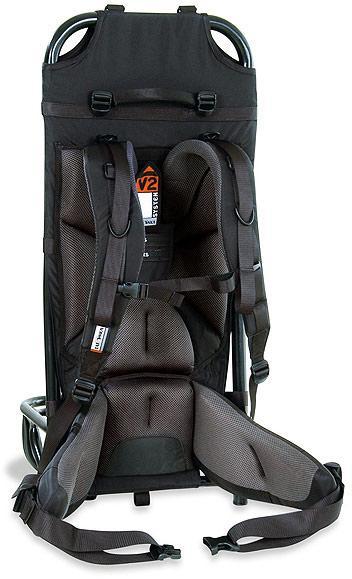 Станковый рюкзак для переноски тяжелых грузов Tatonka Lastenkraxe 1130.040 black, Носки - арт. 269350183