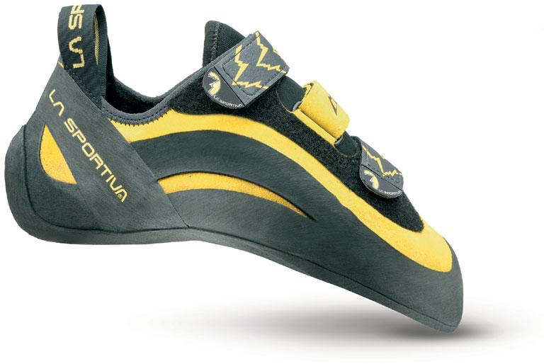 Скальные туфли для соревнований La Sportiva Miura VS Yellow / Black