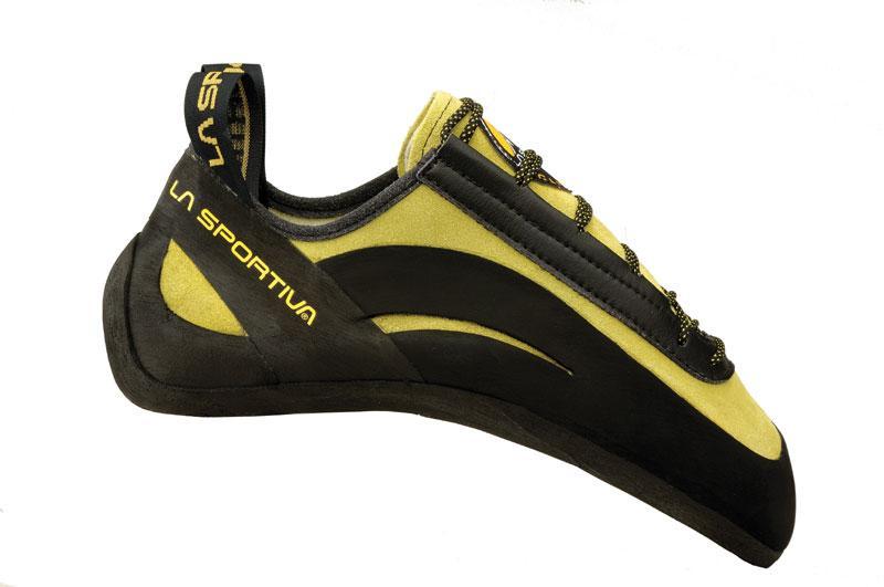 Туфли для соревнований и сложного лазания La Sportiva Miura Lime, Скальные туфли - арт. 274710261
