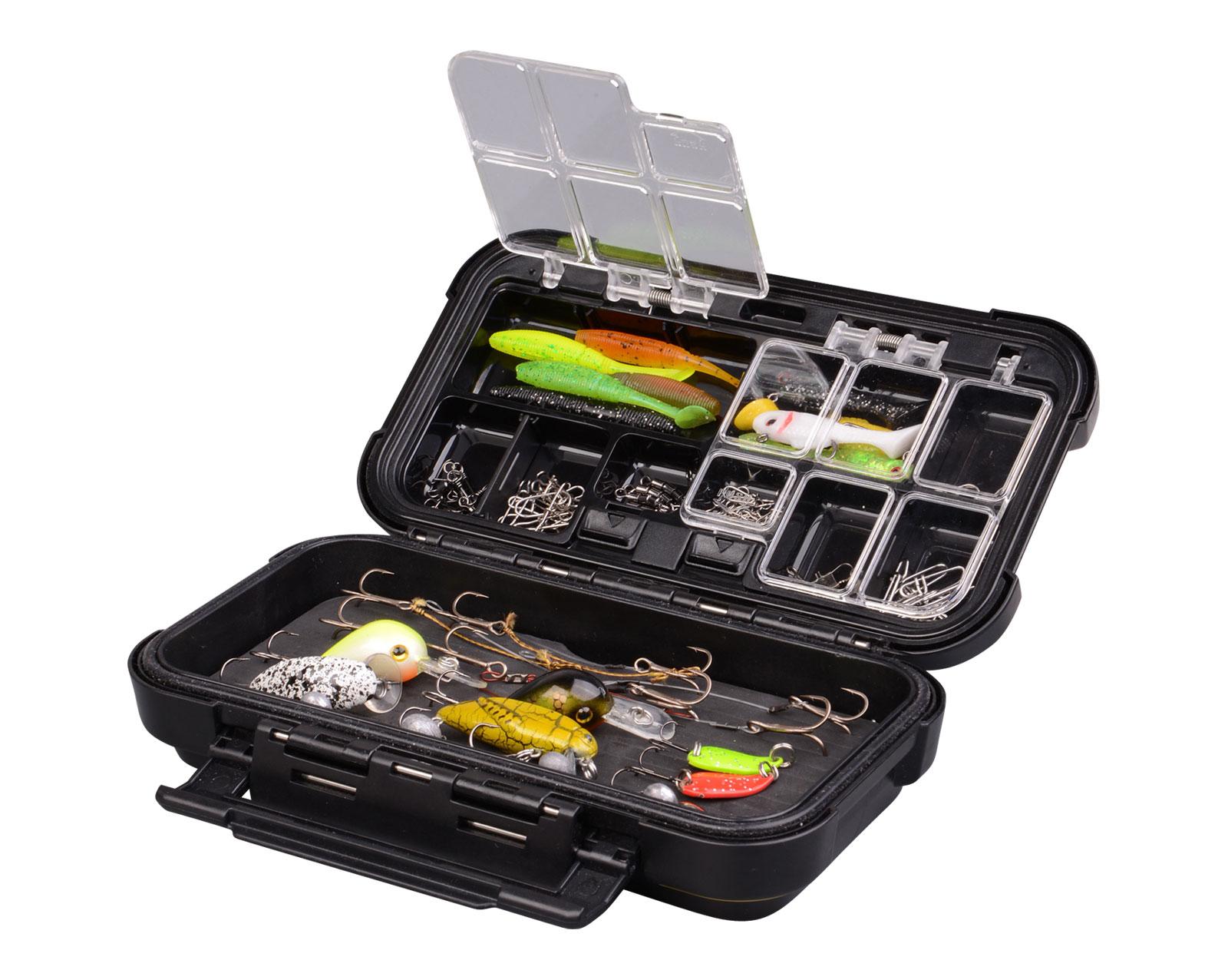Коробка рыболовная SPRO MULTI STOCKER Size L 160x95x47mm - артикул: 183300343