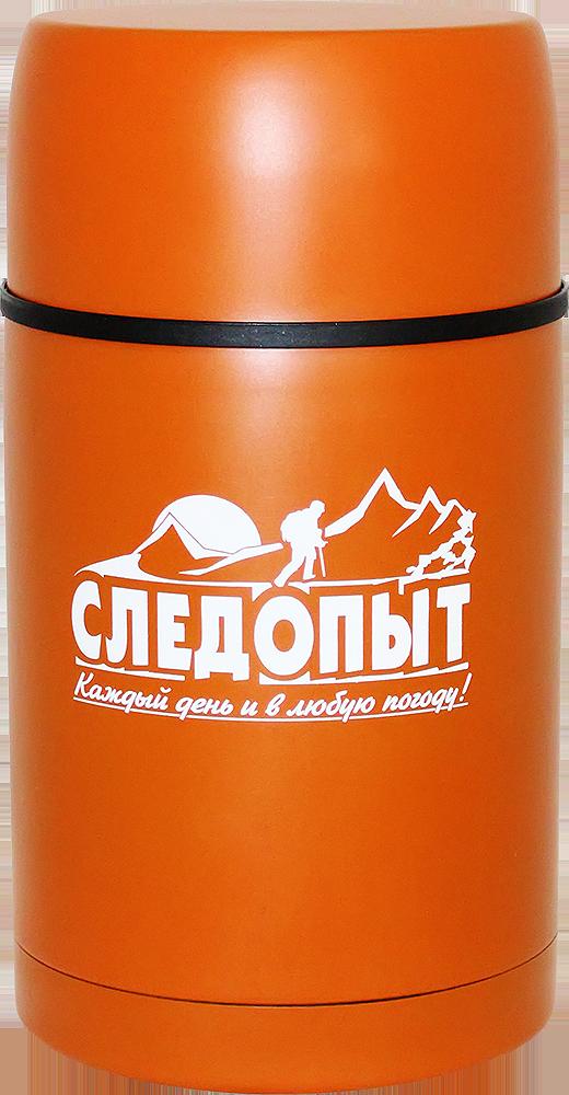Термос для еды СЛЕДОПЫТ 0,8 л (PF-TM-09)