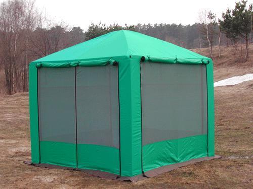 Тент туристический Пикник 3,0х3,0 со стенками