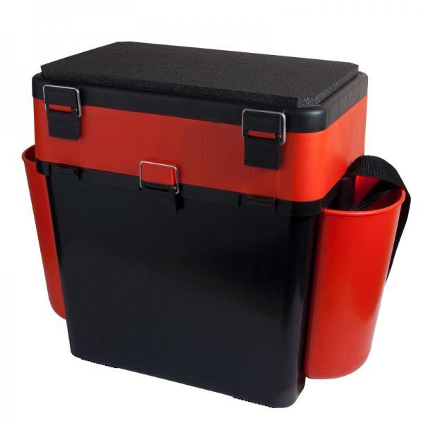 Ящик для зимней рыбалки Helios FishBox 19л, Ящики и чехлы - арт. 888080343