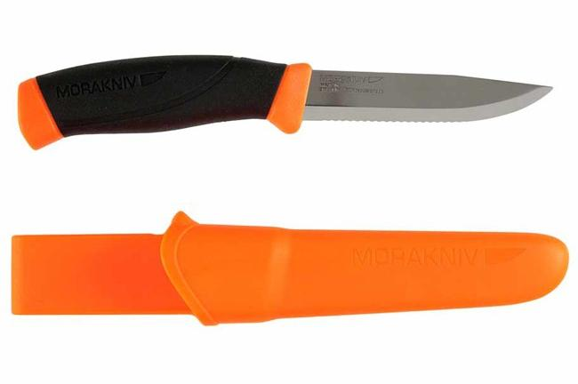Нож Morakniv Companion F серрейторн (11829)