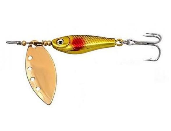 Блесна DAIWA Silver Creek Spinner-R 1150 Kurokin (10000008)
