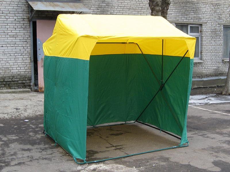 Палатка торговая 1,5х1,5 P(кабриолет) - артикул: 196530326