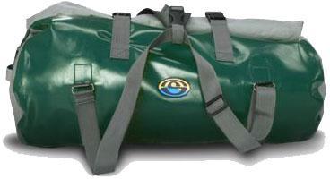 Гермосумка Stream 60 л зеленая, Влагозащищенное - арт. 399160217