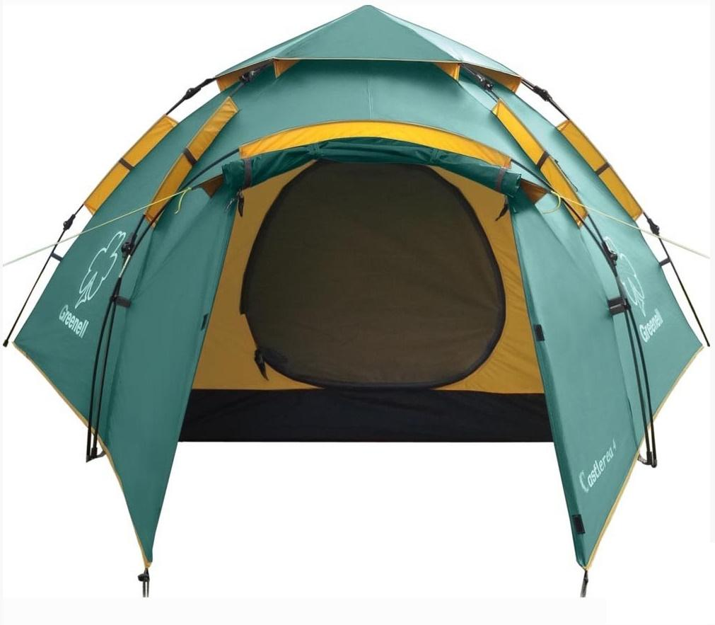 Палатка автомат Greenell Каслрей 4(95283-303-00)