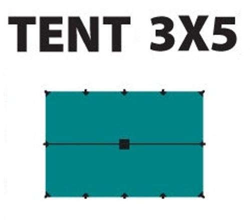 Тент Tramp 3*5 м TRT-101.04, Тенты - арт. 390670224