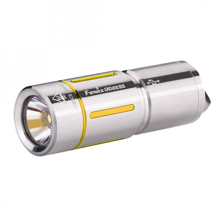 Фонарь аккумуляторный Fenix UC02SS, Фонари - арт. 834430171