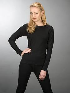 Купить Рубашка с длинным рукавомом GUAHOO Everyday Heavy 291S-BК