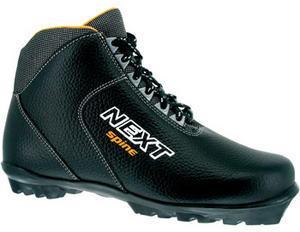 Ботинки лыжные NNN SPINE Next (кожа.) 27, Лыжи, санки, доски - арт. 175690221