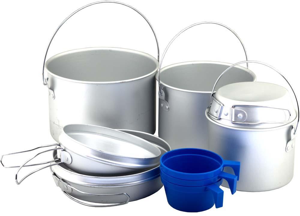 Набор посуды Nova Tour A096 3 персоны, Посуда - арт. 511080196