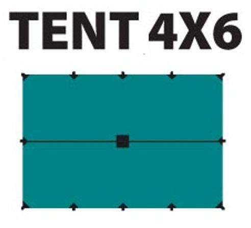 Тент Tramp 4*6 м TRT-102.04, Тенты - арт. 390680224