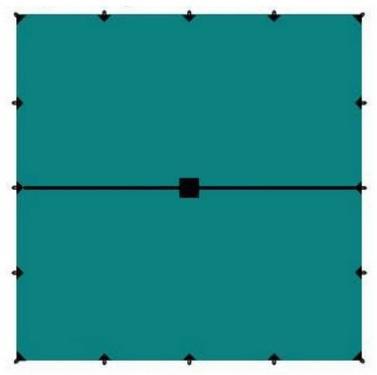 Тент Tramp 6*6 м TRT-103.04, Тенты - арт. 386970224