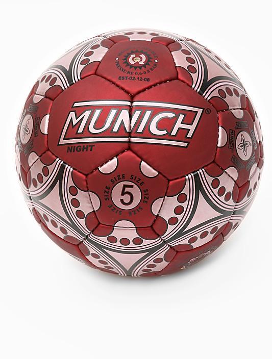 Мяч футбольный MUNICH NIGHT №5 5P-61731, Мячи - арт. 189280226