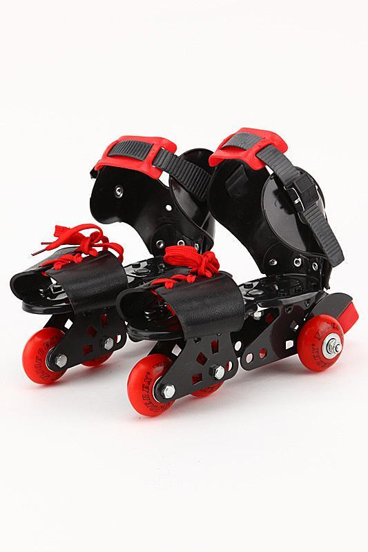 Роликовые коньки JOEREX 5051 детские четырехколесные - артикул: 570740430