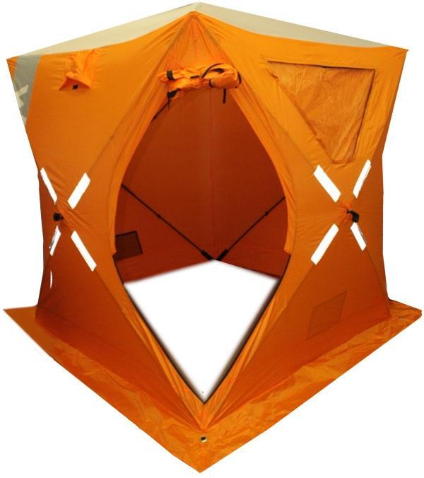Палатка для зимней рыбалки WOODLAND ICE FISH 2, 160х160х180 см - артикул: 418380325