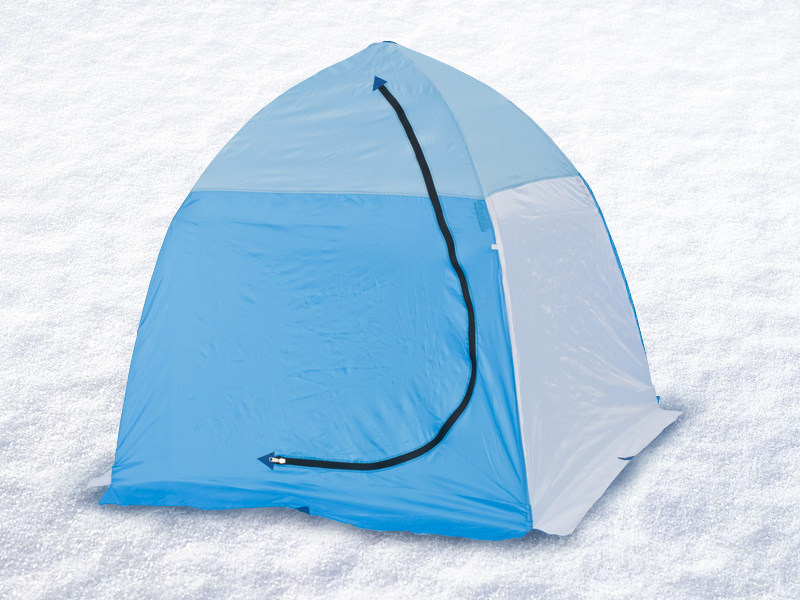 Палатка для зимней рыбалки Стэк 1 (п/автомат) - артикул: 196160325