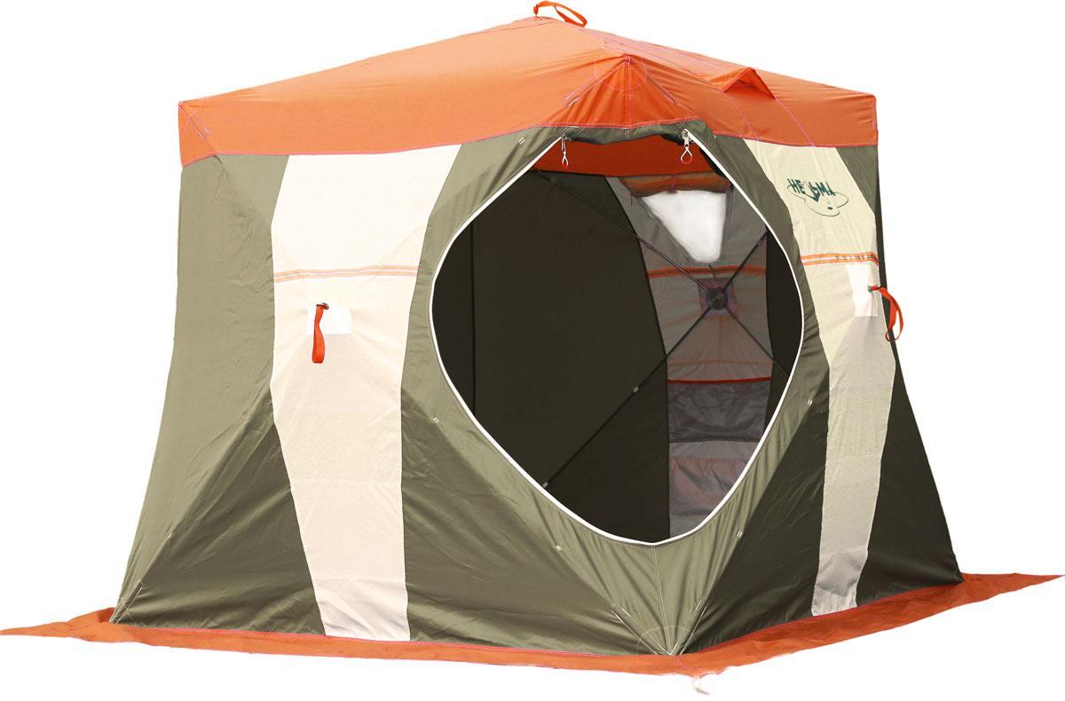 Палатка рыбака Нельма-Куб 1, Палатки автоматы - арт. 387940325