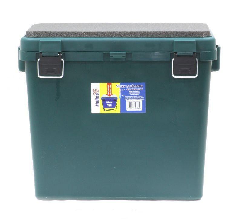 Купить Ящик для зимней рыбалки односекционный Тонар Helios-M