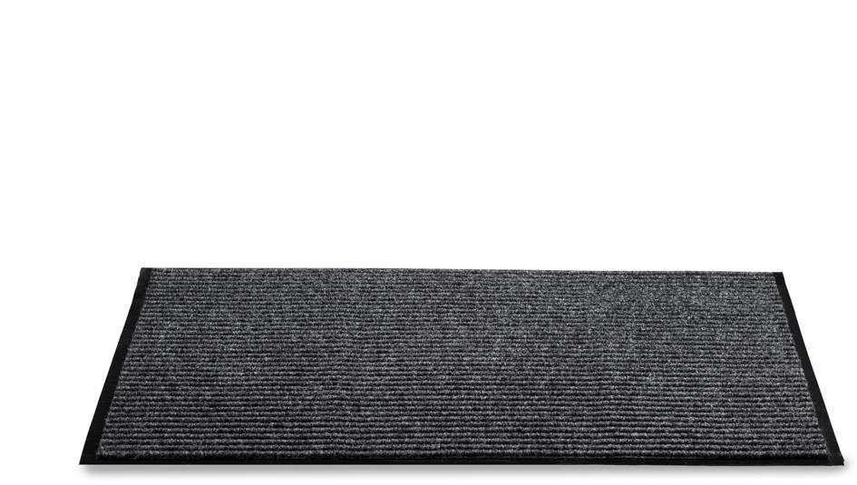 Коврик Helex ПВХ 60х90 см., толщина 7мм., черный К023 (РР6090)