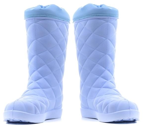Сапоги зимние WOODLINE ЭВА -45, голубые (990-45) - артикул: 888790175