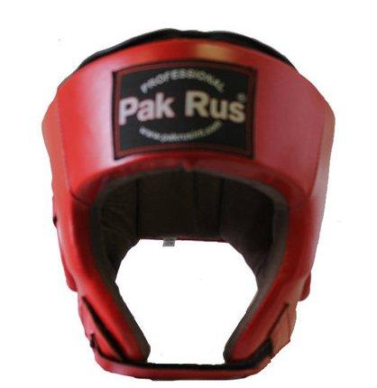 Шлем для бокса, Pak Rus, размер XL, PR-13-002 красный