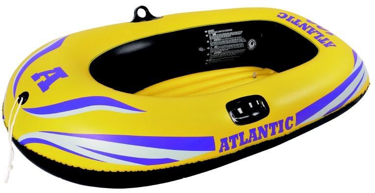 Лодка надувная Atlantic Boat 100 SET (весла+насос) JL007228-1NPF - артикул: 389370222