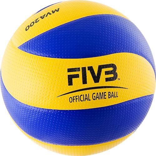 Мяч волейбольный MIKASA MVA200, Мячи - арт. 188770226