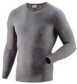 Рубашка с длинным рукавомом GUAHOO Outdoor Heavy 22-0590 S/DGY, Рубашки - арт. 199650163