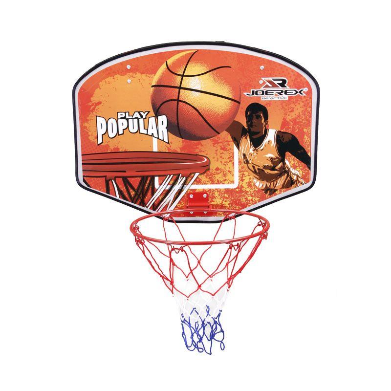 Баскетбольный щит +кольцо Joerex №3 (детский) BA28556 - артикул: 834320392