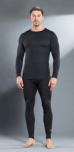 Рубашка с длинным рукавомом GUAHOO Everyday Heavy 21-0400 S-BK, Рубашки - арт. 199180163