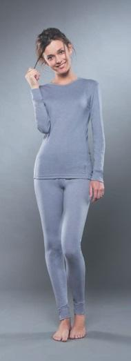 Рубашка с длинным рукавомом GUAHOO Everyday Mid-Weight 261S/GY, Рубашки - арт. 199530163
