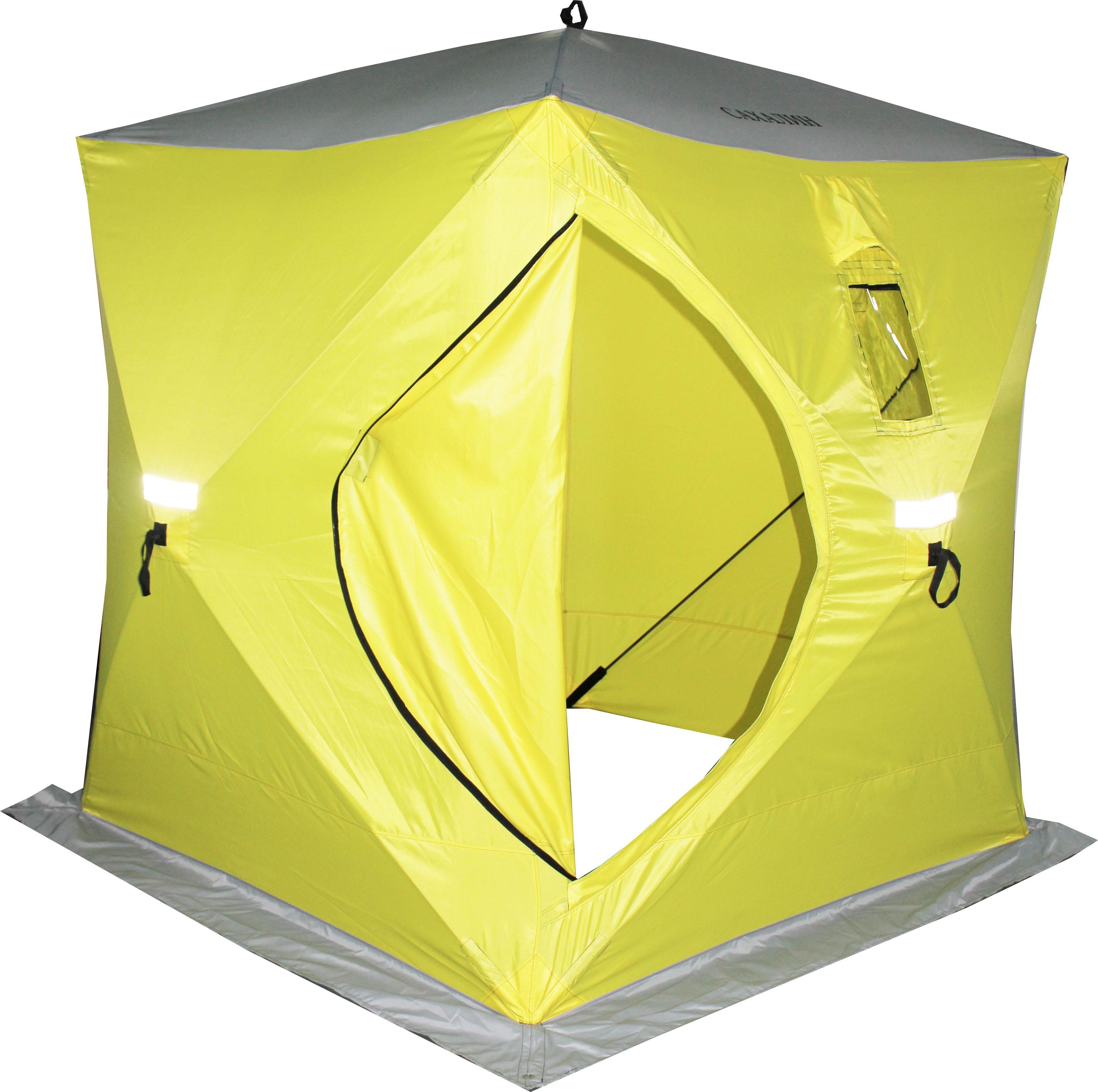 Палатка для зимней рыбалки Сахалин 4 - артикул: 485480325