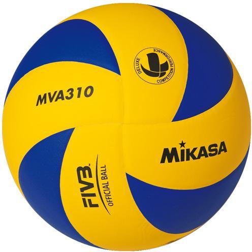 Мяч волейбольный MIKASA MVA310, Мячи - арт. 492880226