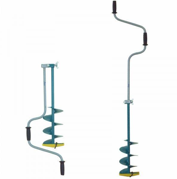 Ледобур ЛР-180Д (180 мм) двуручный, Ледобуры - арт. 185500227
